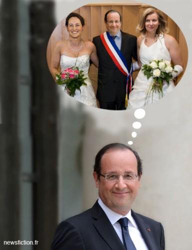 homo, mariage, hollande